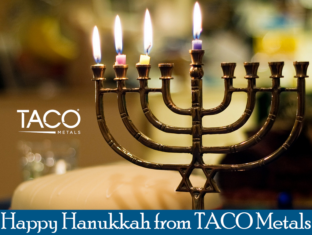 Happy Hanukkah Social Media