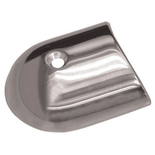 "Picture of STAINLESS STEEL 1-7/8"" RUB RAIL END CAP"