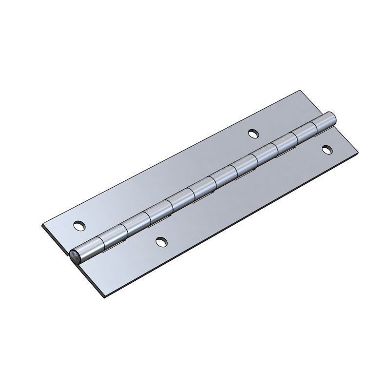 Picture of Aluminum Continuous Hinges