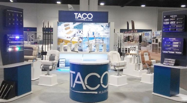TACO MARINE SHOWCASING NEW PRODUCTS IN BOOTH 1433 AT IBEX, OCT. 2 – 4!