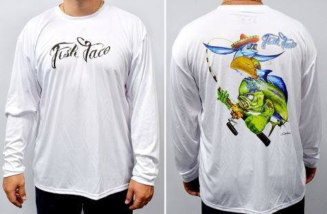 TACO MARINE PROJECT BOAT SHIRTS – PROFITS TO CHARITY