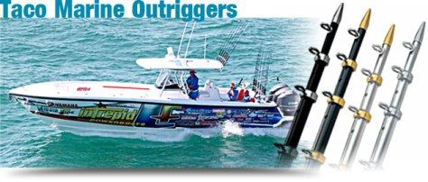 WHAT EVERYBODY OUGHT TO KNOW ABOUT TACO MARINE OUTRIGGERS
