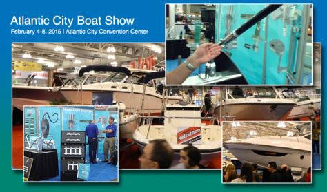 Come Visit Taco Marine at the Atlantic City Boat Show