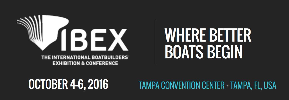 IBEX Show: October 4-6, Tampa, Florida