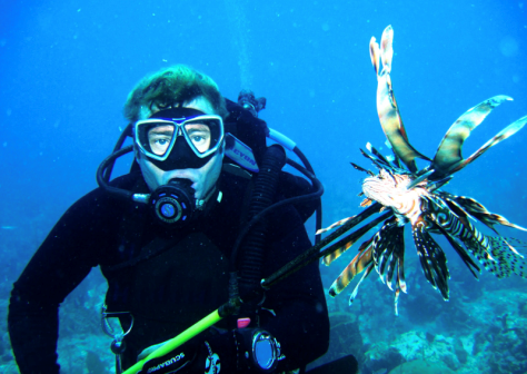 Lionfish Removal and Awareness Day is May 16