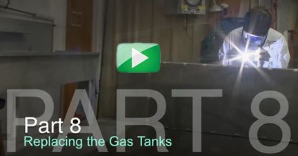 CHECK OUT TACO MARINE'S PROJECT BOAT BLOG, PART 8: THE BOAT'S FUEL TANKS HAVE LEAKS – NOW WHAT?