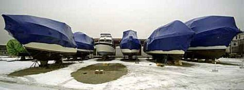 How to Best Winterize Your Boat.