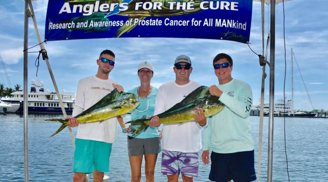 Charity Fishing Tournament Raised $30,000 in Two Days!