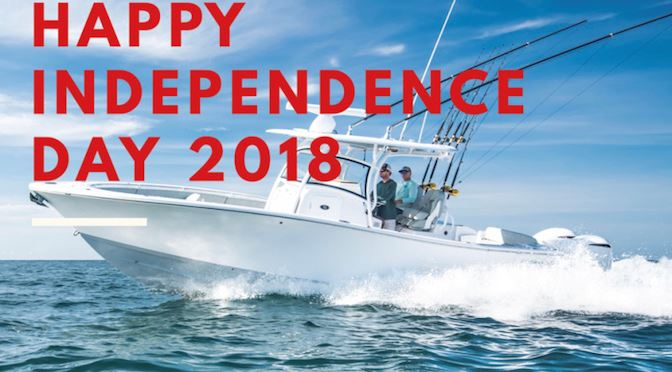 Happy Independence Day from TACO Marine!