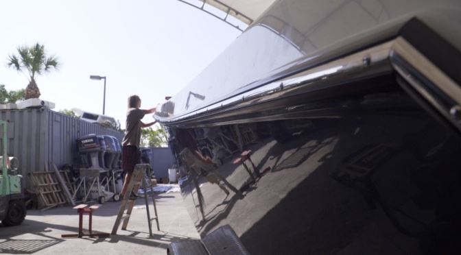 TACO Rub Rail Featured on Florida Sportsman Project Dreamboat Episode 6