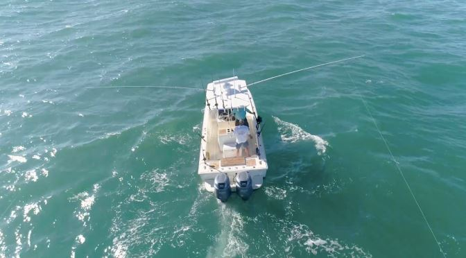 TACO Marine Outriggers Featured on Florida Sportsman Project Dreamboat