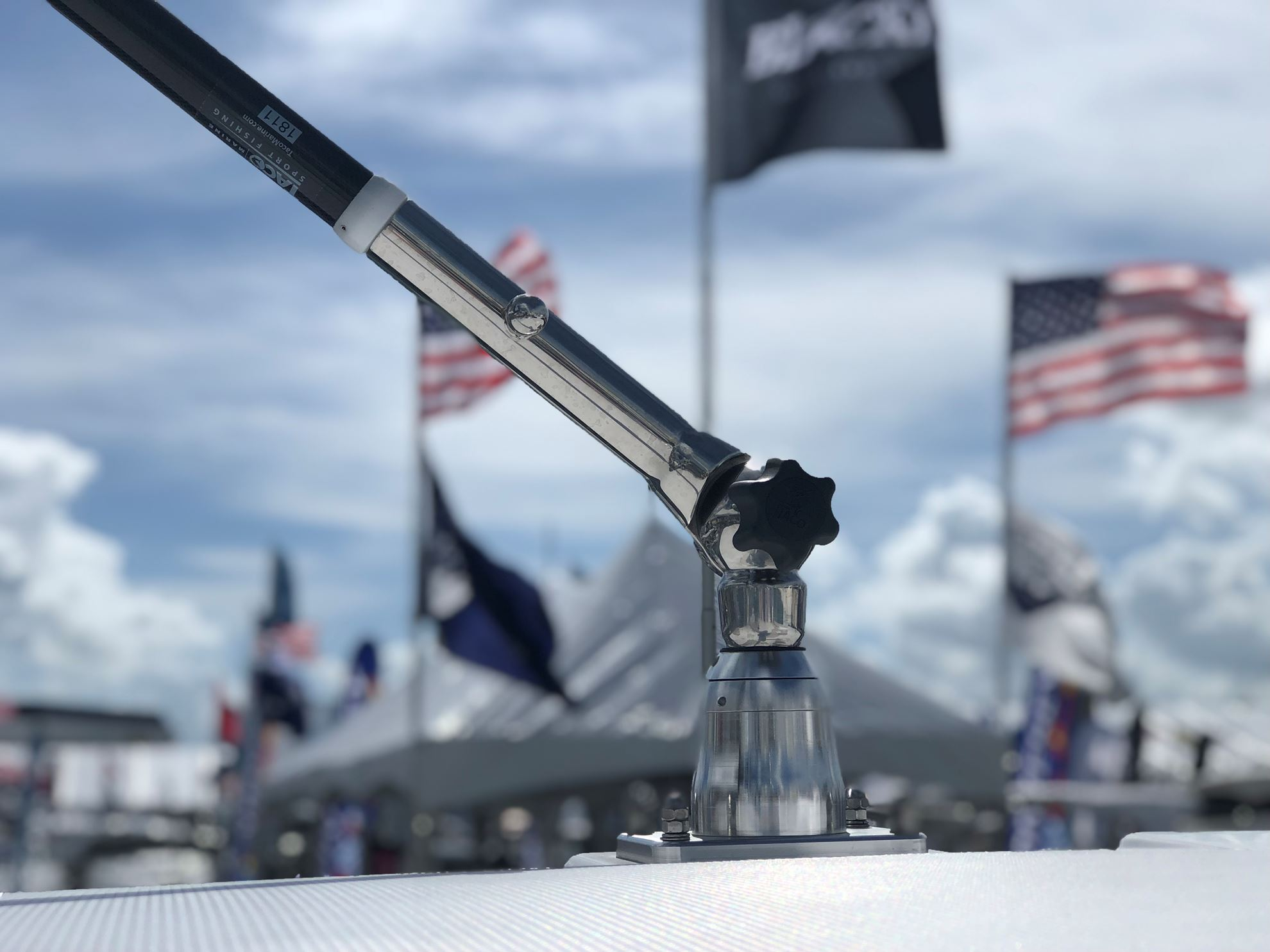 TACO Marine to Feature New Outrigger Line Tensioner at Upcoming Miami Boat Show