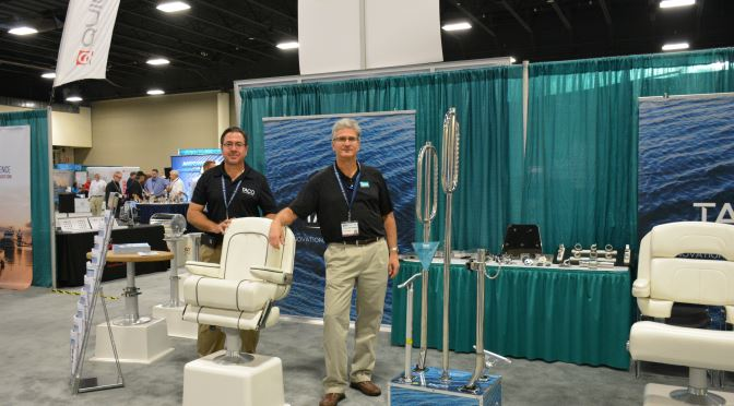 Thank You For Visiting TACO Marine at the REFIT Trade Show