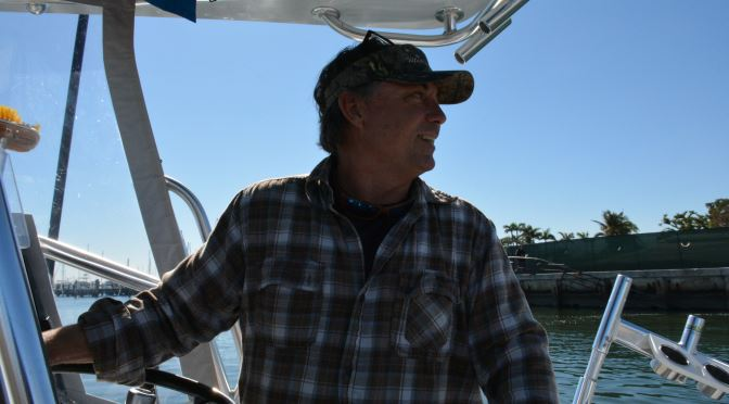 Sound Fishing Advice from Capt. Ray Rosher