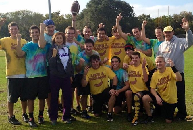 IMPORTANT UPDATES About the I'M LOGAN IT Flag Football Fundraiser
