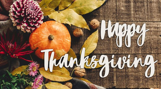 Happy Thanksgiving from TACO Metals!