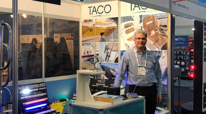 Thank you for visiting TACO Marine at the 2017 METSTRADE show!