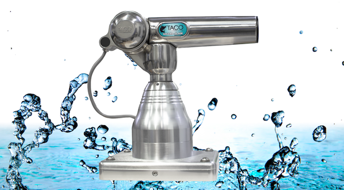 The Future is Now: Introducing the GS-1000 Electro-Hydraulic Outrigger Mount!
