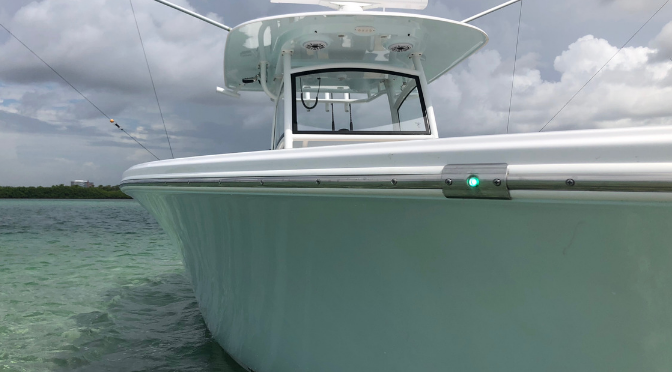 TACO Marine Tuesday Featured Product – Rub Rail LED Nav. Lights
