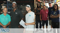 Meet TACO's Florida Warehousing & Distribution Team