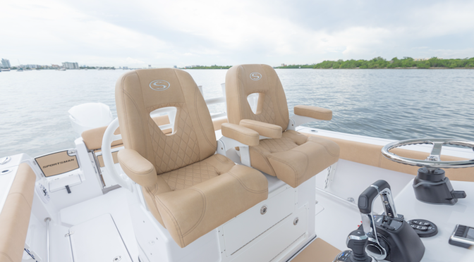 TACO Marine Tuesday Featured Product – Boca Sport Chair