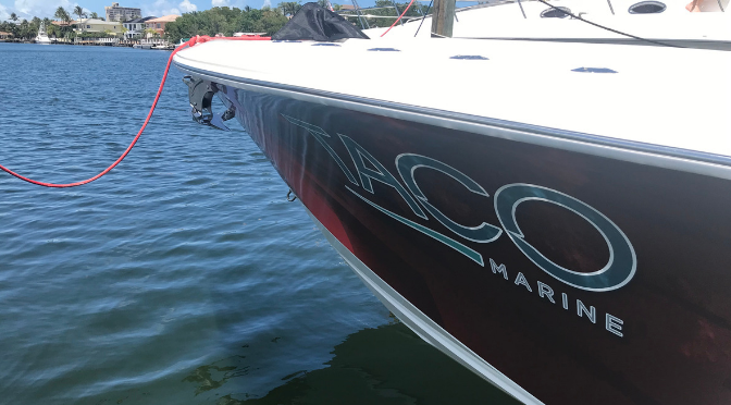 Introducing the Future of Hull Protection with SuproFlex Rub Rail!
