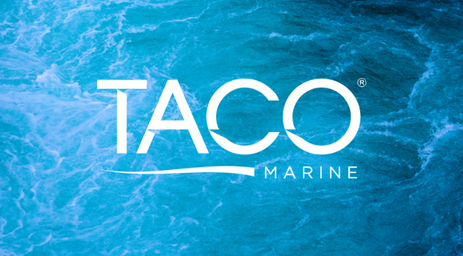 2016 Innovation Award for Taco Marine's Carbon Fiber Outrigger Poles