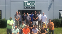 Teamwork Makes the Dream Work for TACO Warehousing & Distribution