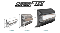 3 SuproFlex Rub Rail Profiles to See at IBEX