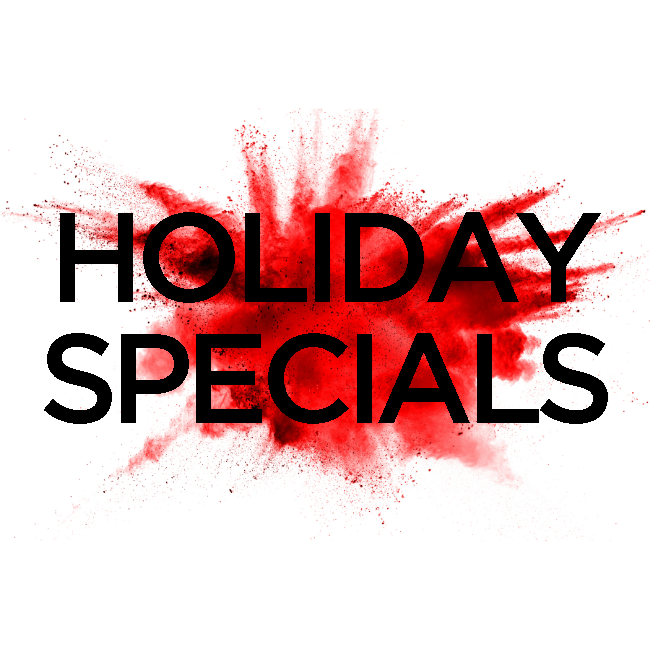 Picture for category Holiday Specials