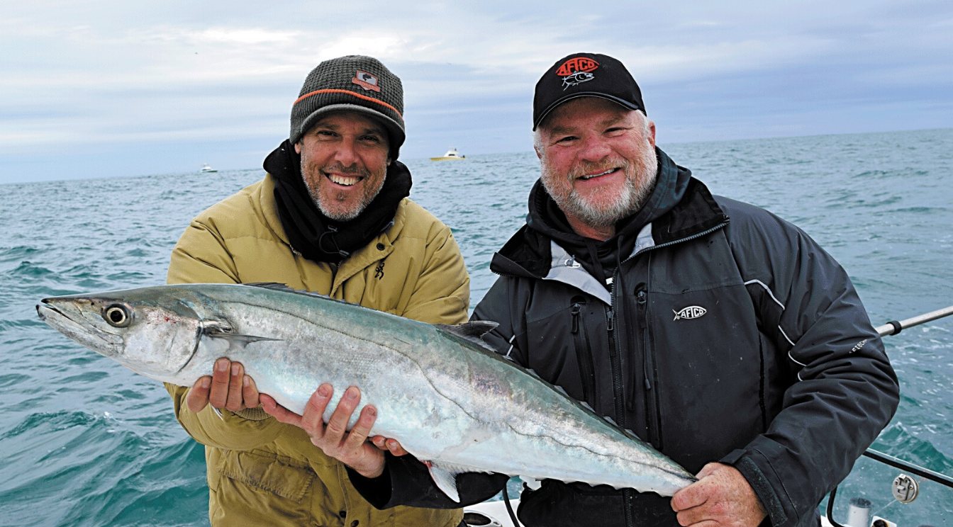 Liquid Fire Fishing Team Featured in Fisherman's Post!