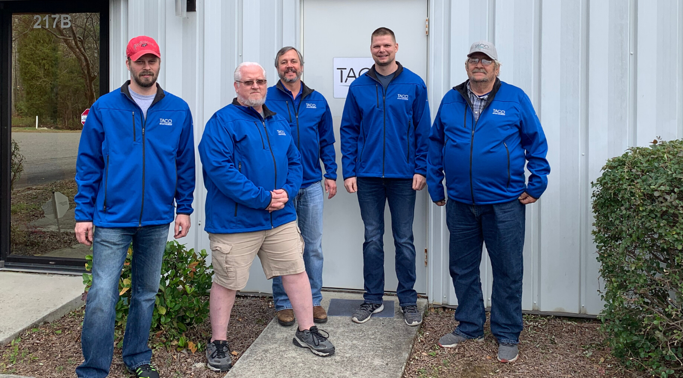 Spotlight: Meet TACO's Summerville, S.C. Warehousing & Distribution Team!