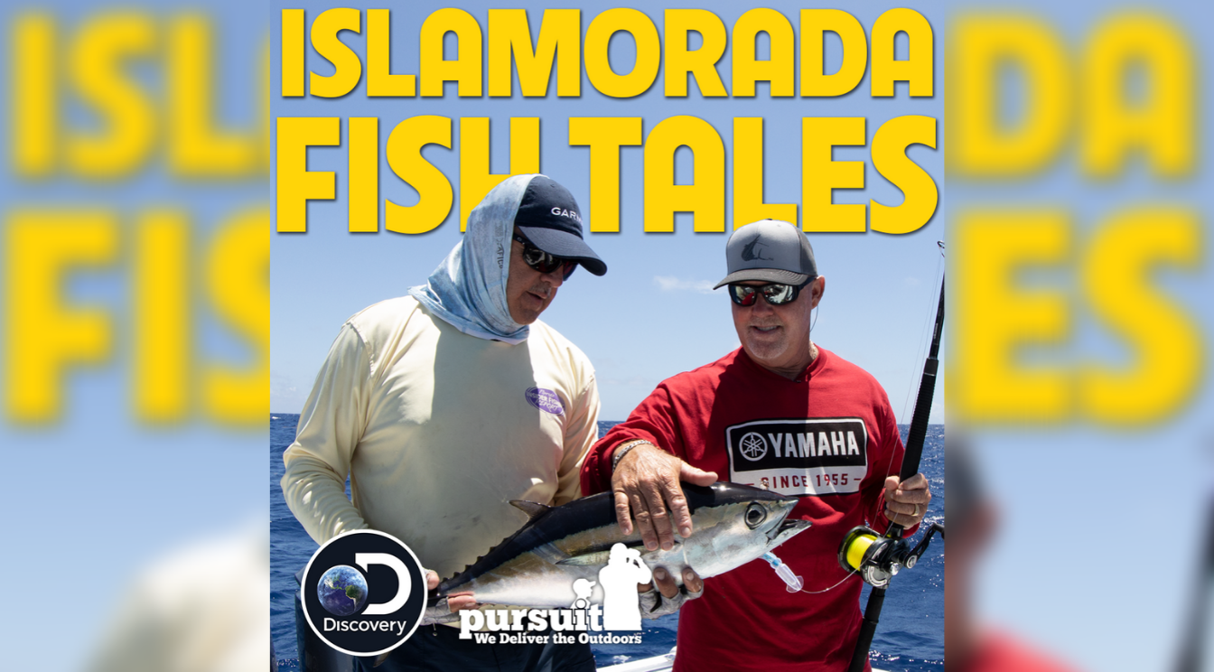 Sportsman's Adventures – Episode 5 – Islamorada Fish Tales