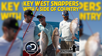 Sportsman's Adventures – Episode 9 – Key West Snappers with a Side of Country