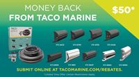 💵 Rub Rail Rebate From TACO Marine 💵