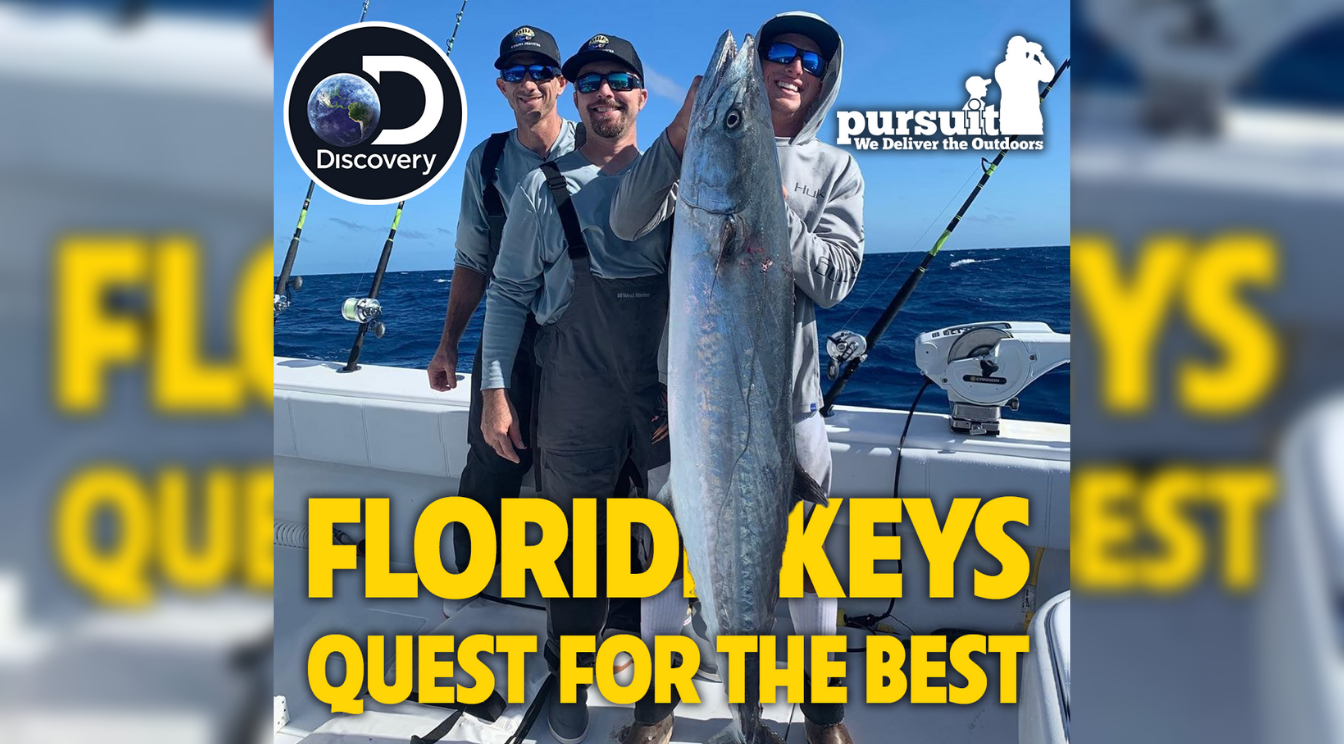 Sportsman's Adventures – Episode 13 – Florida Keys Quest for the Best