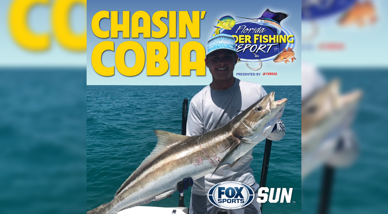 Catch the Season Premier of Florida Insider Fishing Report