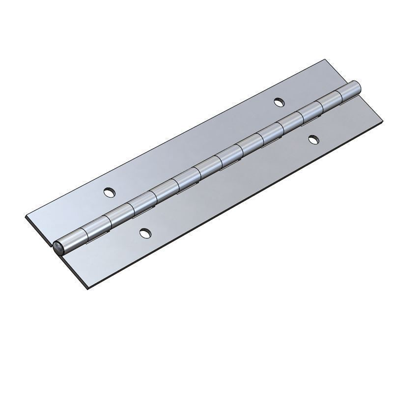 Picture of Stainless Steel Continuous Hinge