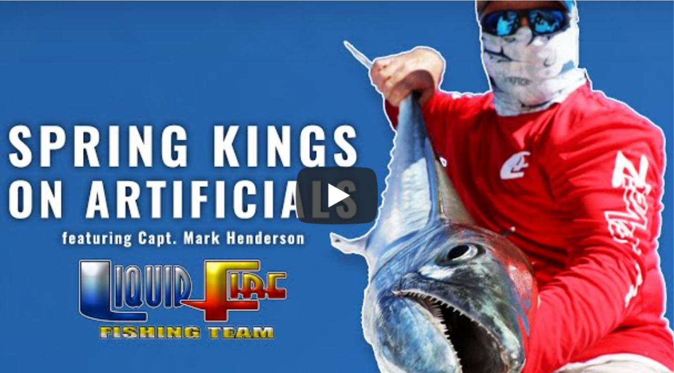 Captain Mark Henderson Discusses All Things King on Fisherman's Post Podcast