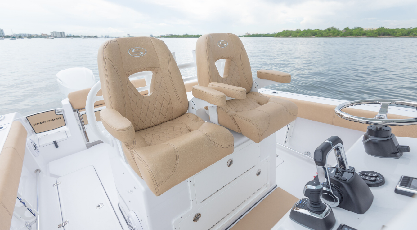 Pro Tips: How to Care for Your Boat Seats