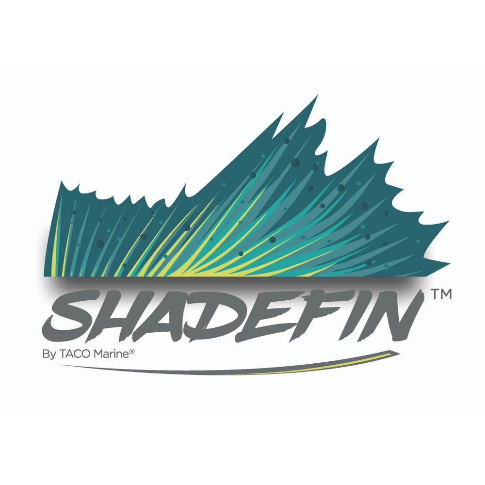 ShadeFin Logo Decal