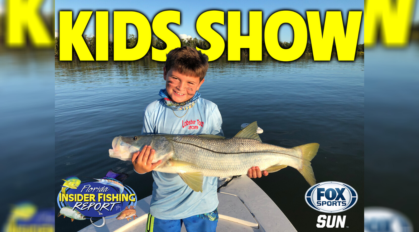 Catch Episode 12 of Florida Insider Fishing Report