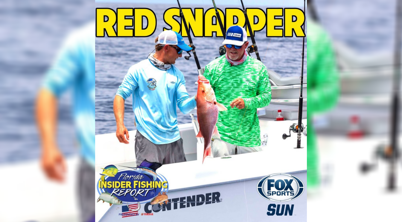 Catch Episode 14 of Florida Insider Fishing Report