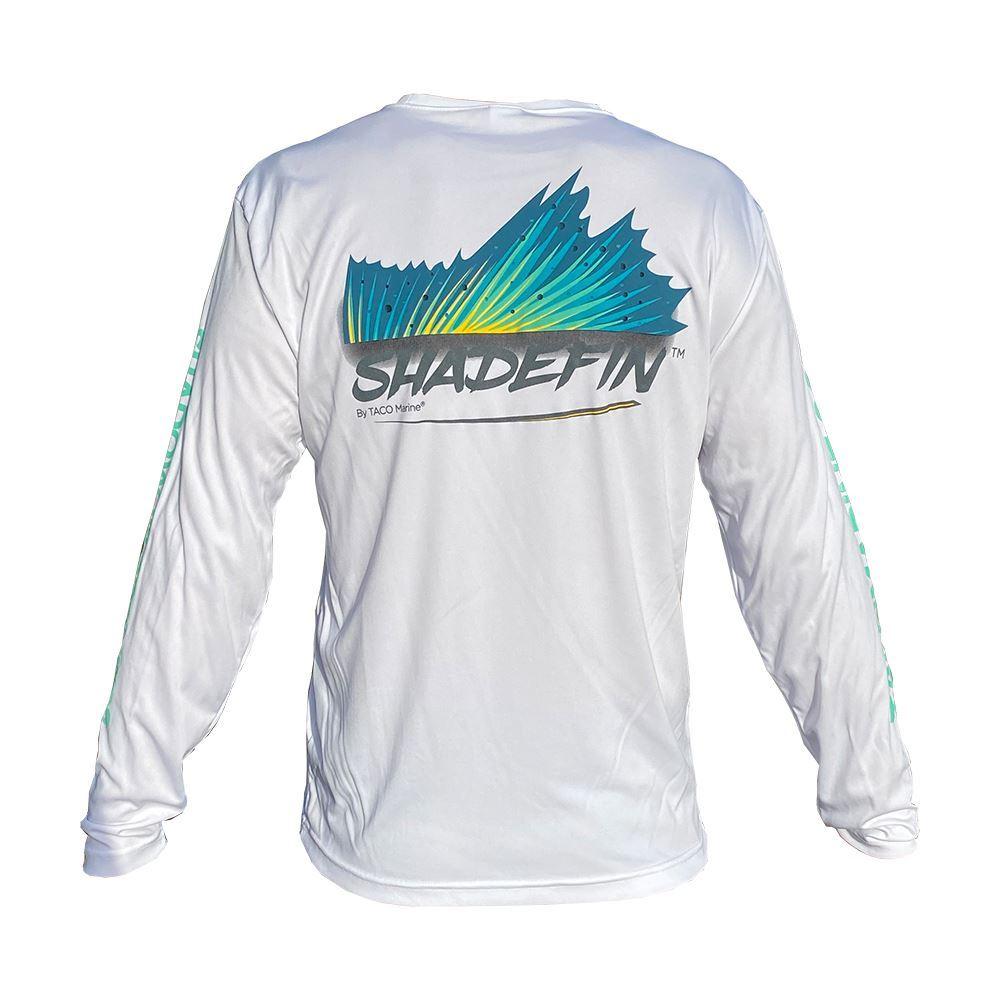 ShadeFin™ Performance Fishing Shirt Back