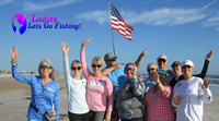 Women & Fishing by Betty Bauman, Founder of Ladies, Let's Go Fishing Seminars for Women
