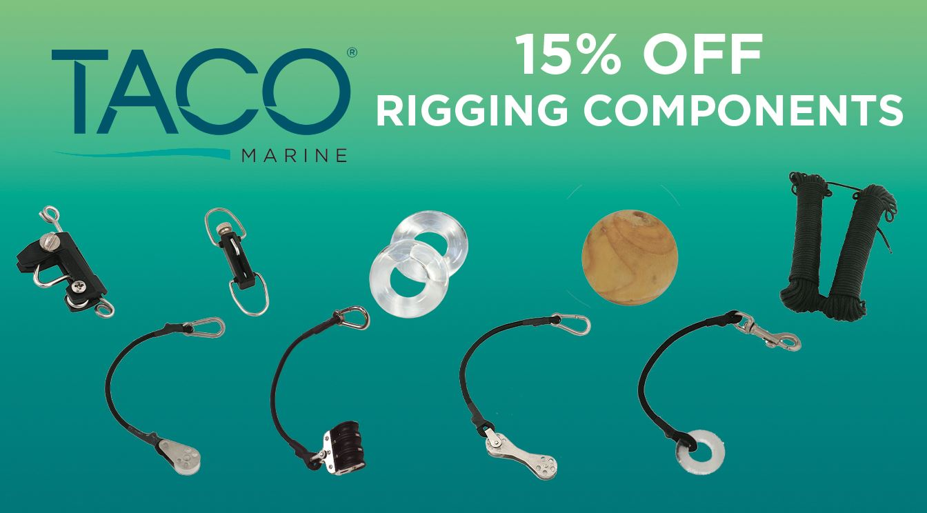 Save 💰 on Rigging Components!