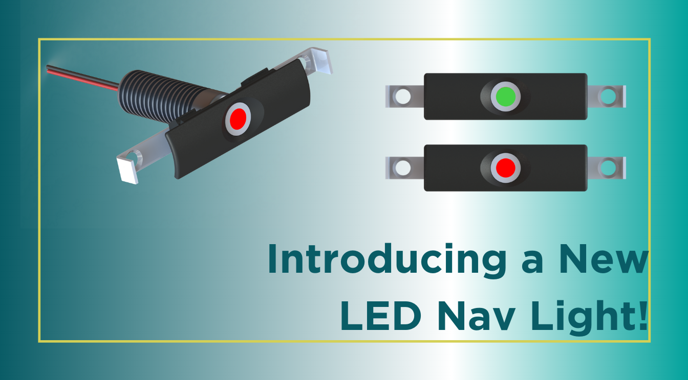 Introducing a New LED Nav. Light!