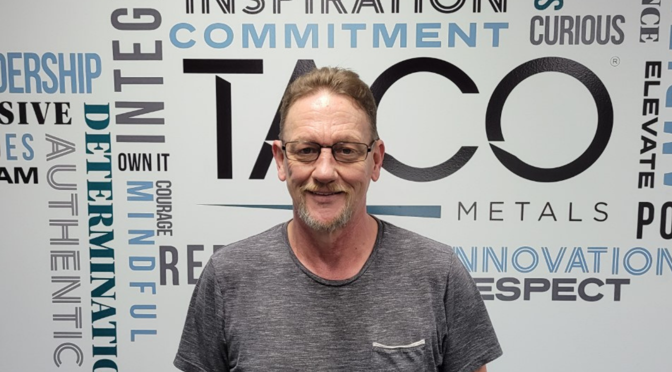 TACO Welcomes New Plastics Manager in Tennessee!