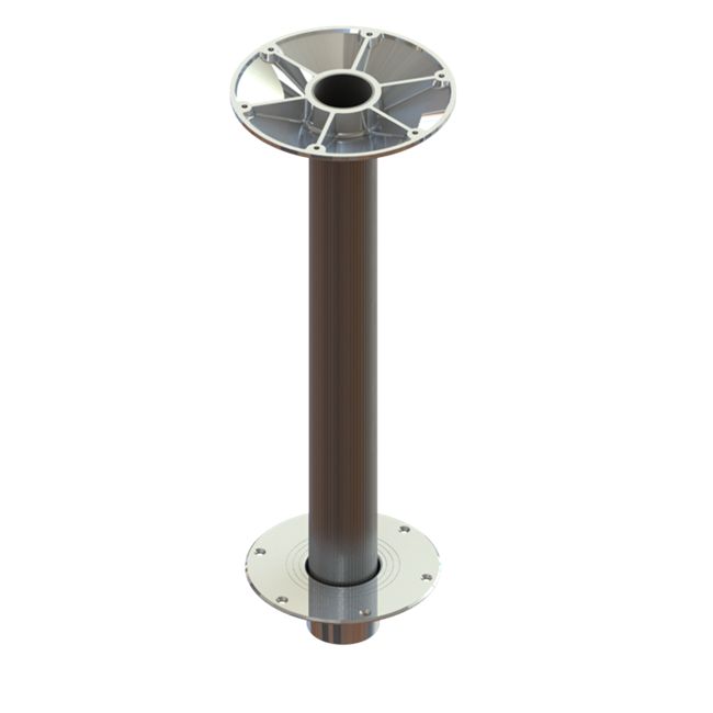 "Picture for category Fixed Height Pedestal System 3"" DIA"
