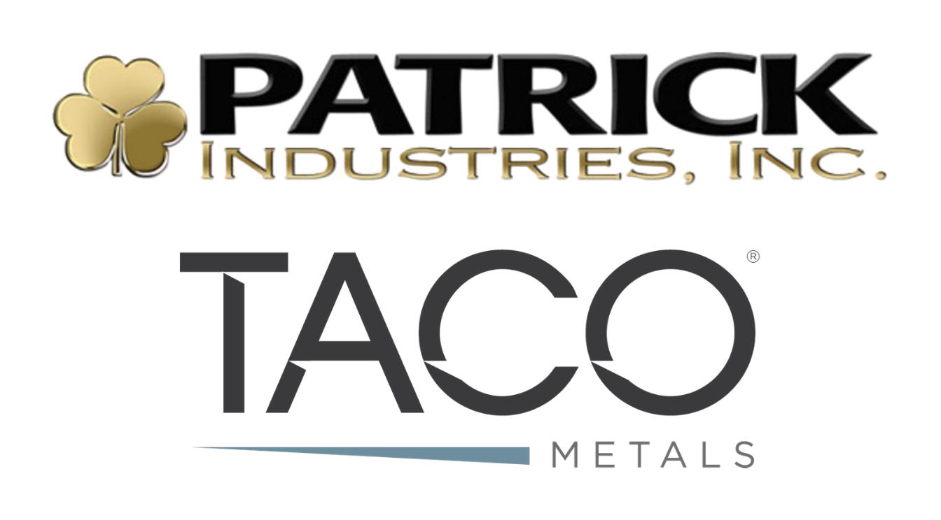 Patrick Industries Acquires TACO Metals